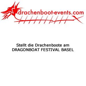 Drachenboot Events - Provider der Drachenboote am DRAGONBOAT FESTIVAL BASEL