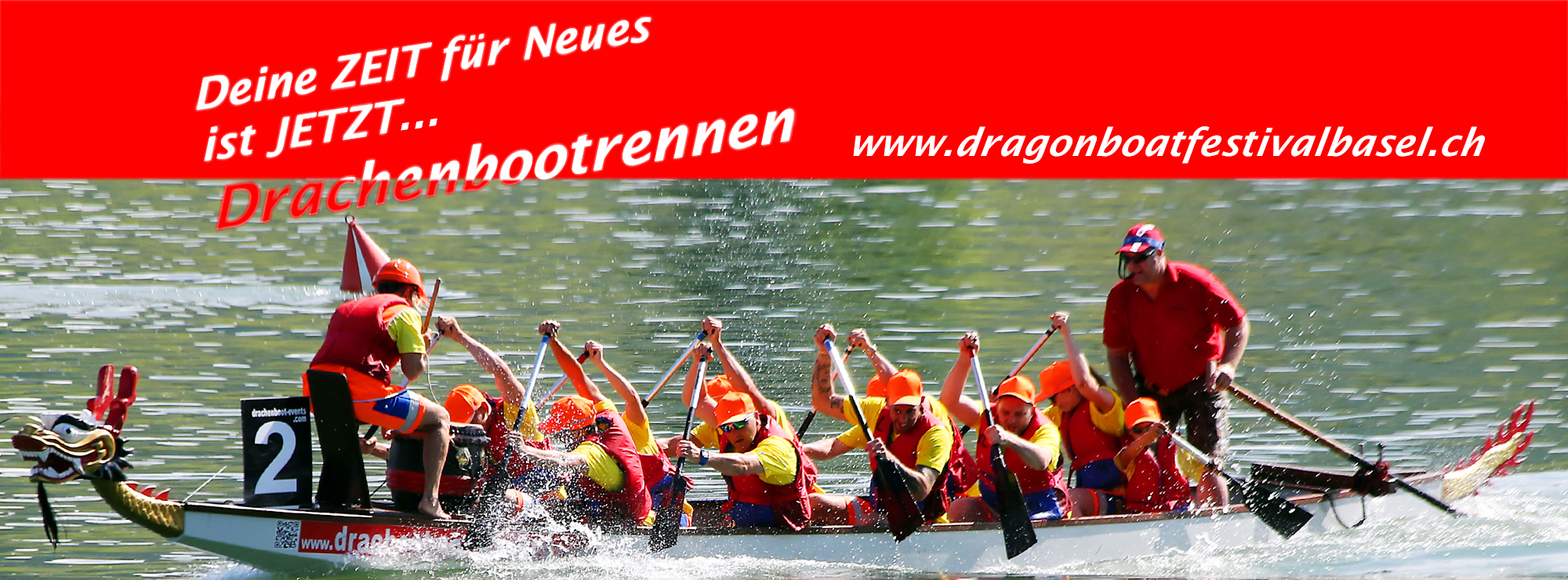 DRAGONBOAT FESTIVAL BASEL 2016 - Drachenbootclub beider Basel - SPORTAL BASEL - Powered by JANSEN-GISIGER Communication