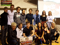 Swiss Dragons juniors an den Swiss Canoe Awards 2018