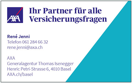 DRAGONBOAT FESTIVAL BASEL - Werbepartner AXA-Winterthur - Powered by Atelier M26 COMMUNICATION und Internet Success Coach Hanspeter Gisiger